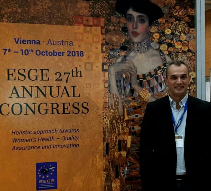 27ο Πανευρωπαϊκό Συνέδριο Λαπαροσκοπικής Χειρουργικής 1
